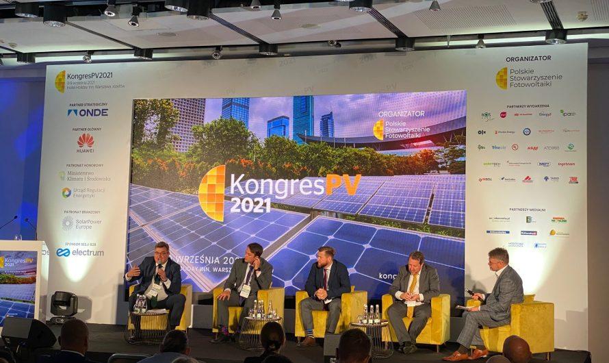 Czas na fotowoltaikę – II Kongres Energetyki Słonecznej