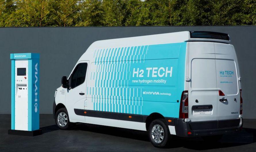 Renault wdraża rozwiązania wodorowe