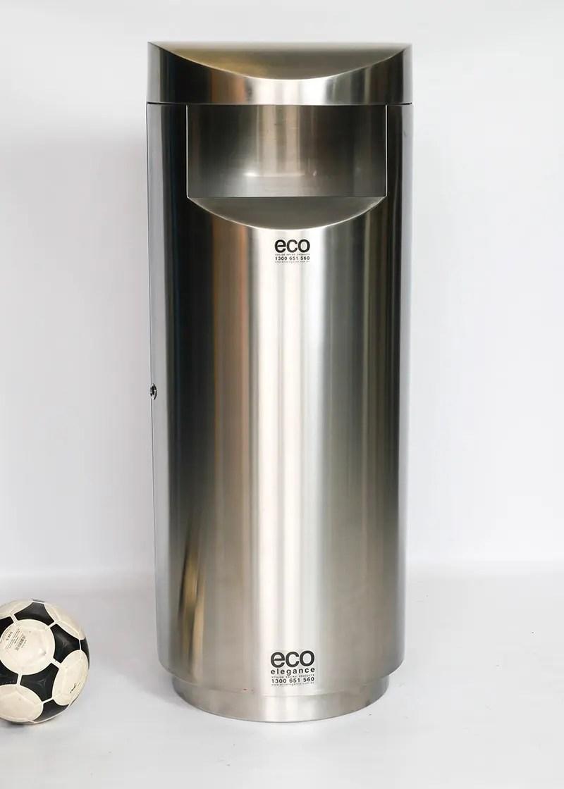 Eco Elite GIANT OUTDOORINDOOR Stainless Steel front
