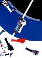 Tectónica de Malevitch, Zaha Hadid.