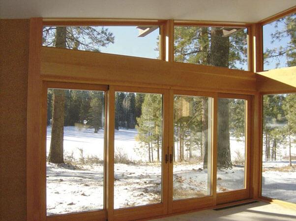 Las nuevas ventanas de madera ECOsMAS