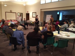 Organizing for Action Labs - May 2015