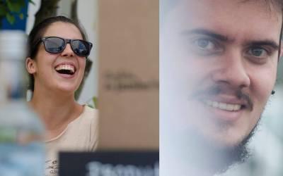 Retrato Ana e João