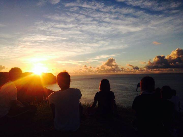 【沖縄やんばるコース8日目】早朝から早起きして朝日を見…