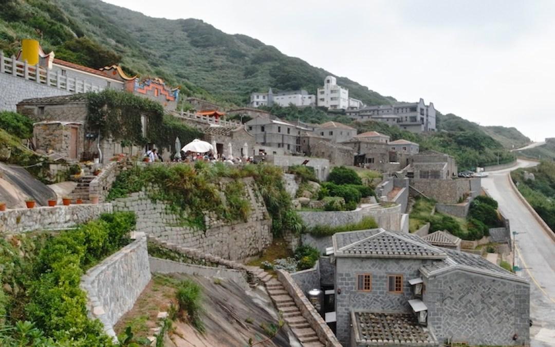 台湾の離島「馬祖」は、国境を守る神様の島でした。
