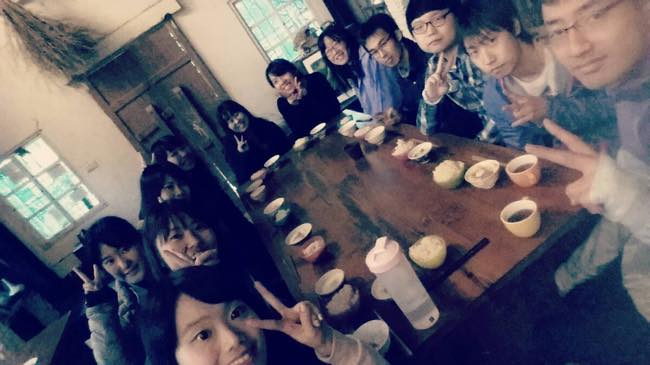 10人が揃った村おこしボランティア【台湾 淡水コース】