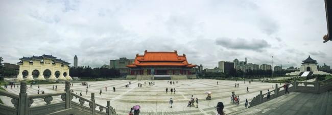 台北の観光名所