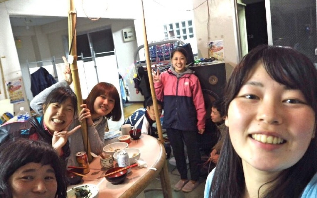 素敵な思い出がたくさん! 宝島で過ごす最後の夜!
