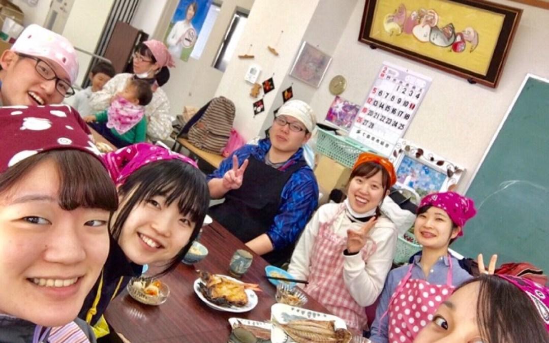 神津島の郷土料理教室