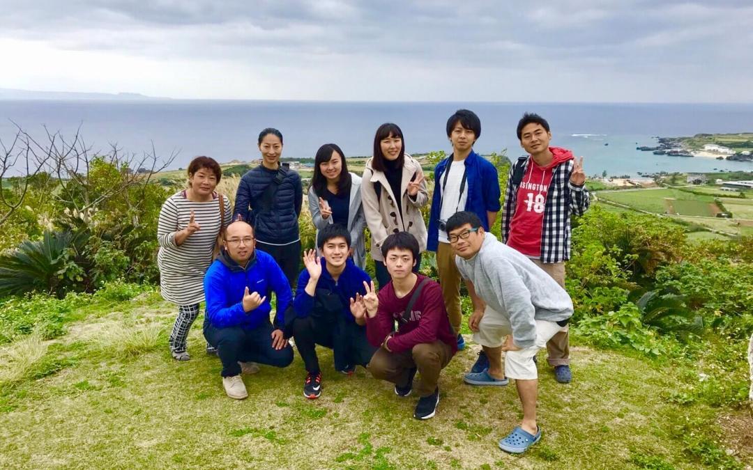 与論島最終日、新しい生活初日!