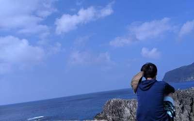 島での休日
