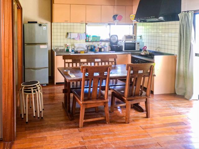 喜界島の宿泊施設の写真