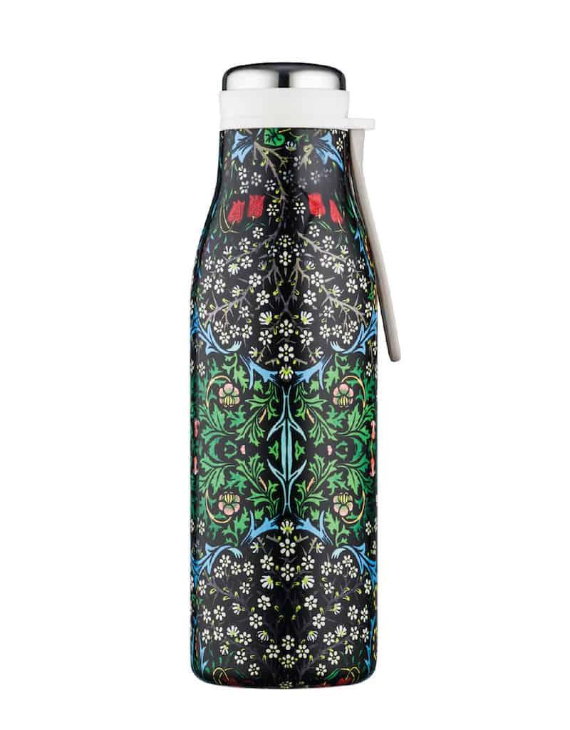 Reusable water bottle blackthorn