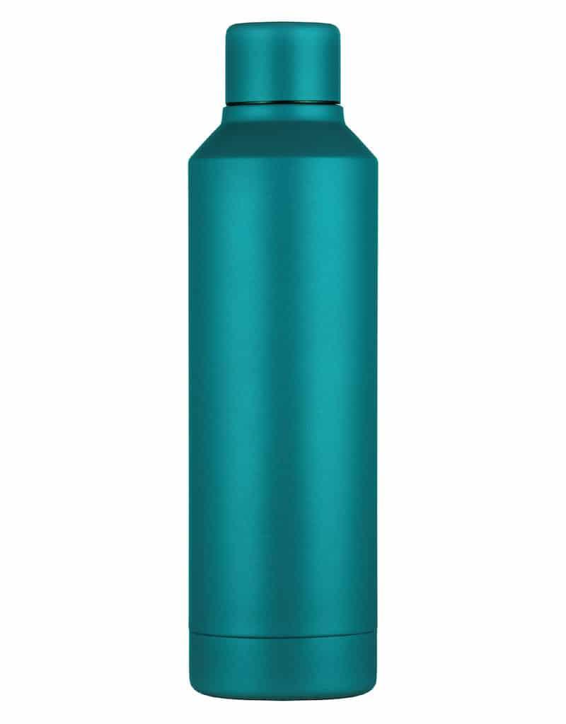 Blue Reusable bottle