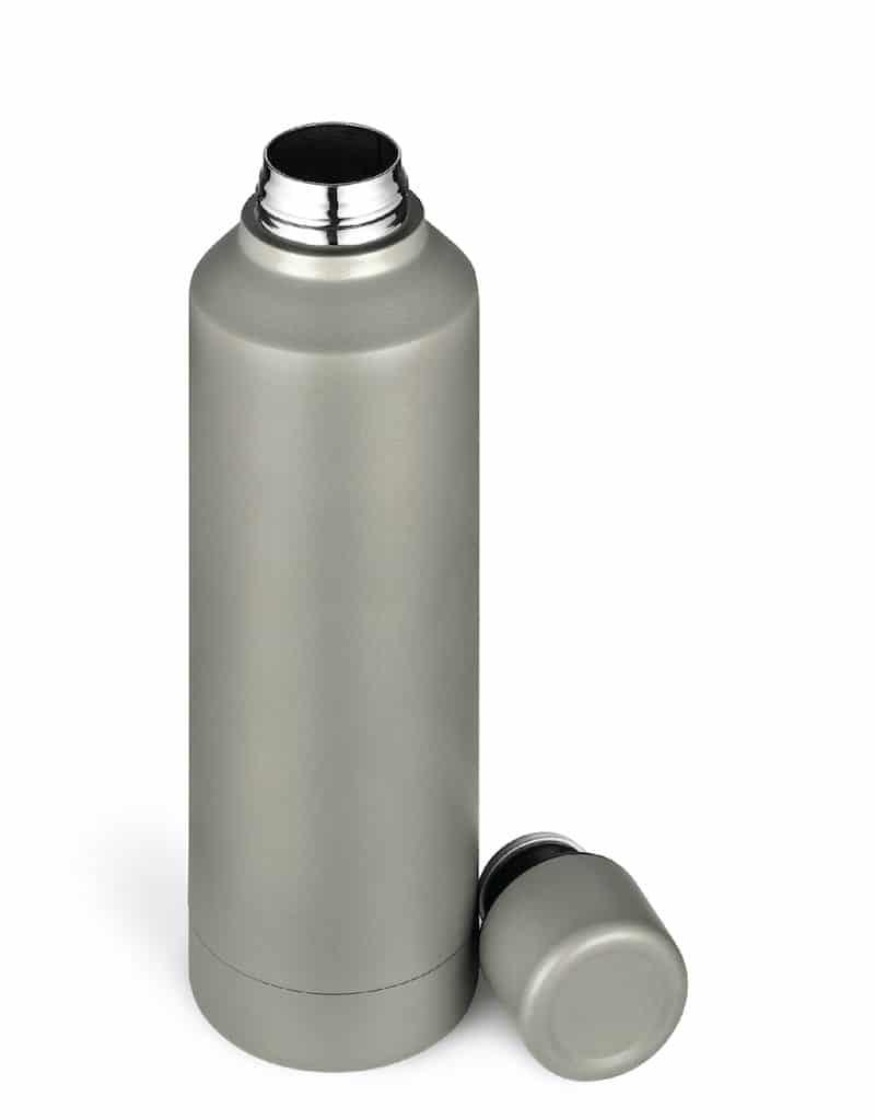 Grey Reusable bottle
