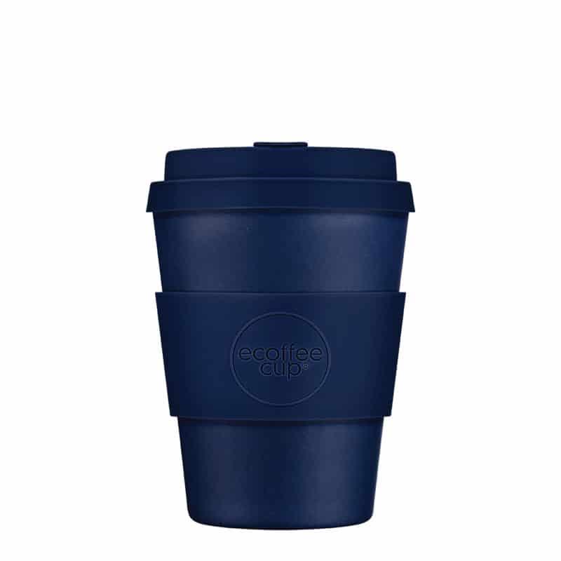 Blue Reusable Coffee Cup medium