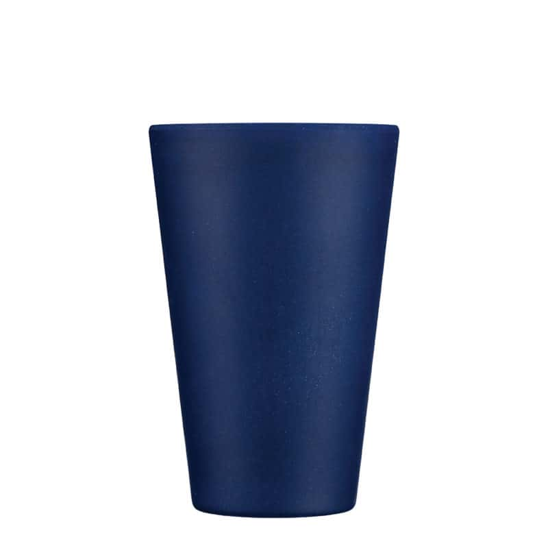 Blue Reusable Coffee Cup Large