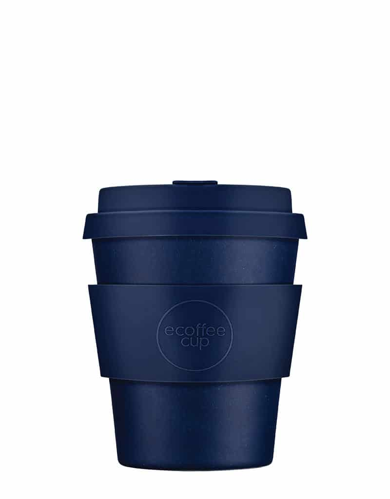 Blue Reusable Coffee Cup small