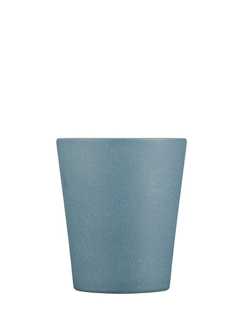 gray reusable coffee cup
