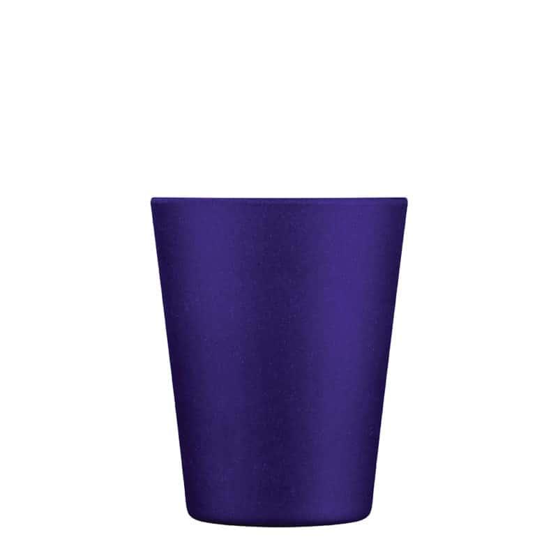 Medium purple reusable coffee cup