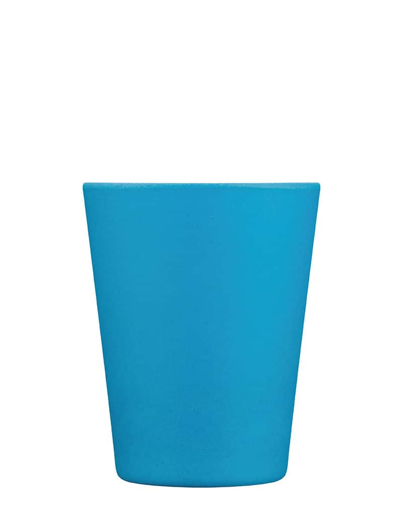 Blue small Reusable Coffee Cup