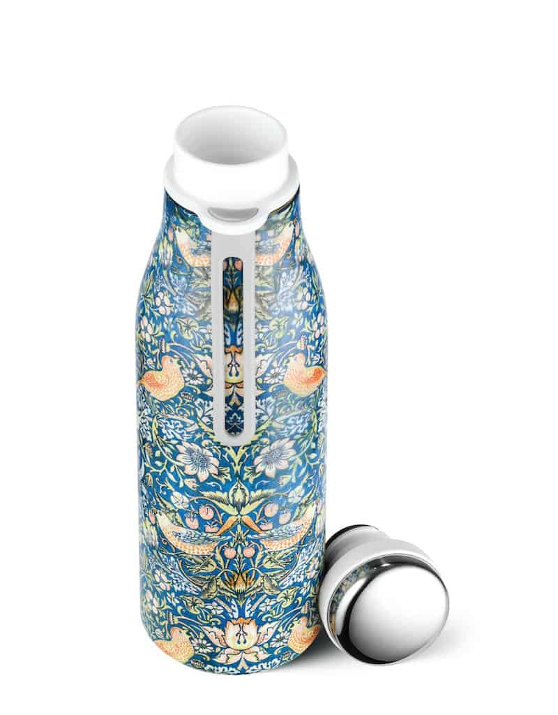 Reusable water bottle theif