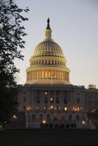 USA building