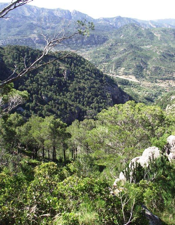 El valle de l'Infern