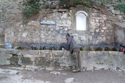 La fuente de Sant Roc, milagrosa!