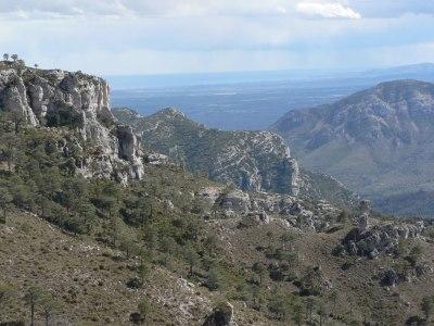 Las planas del norte de Castellón y el mar