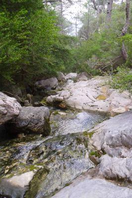 el canal de la Sitja