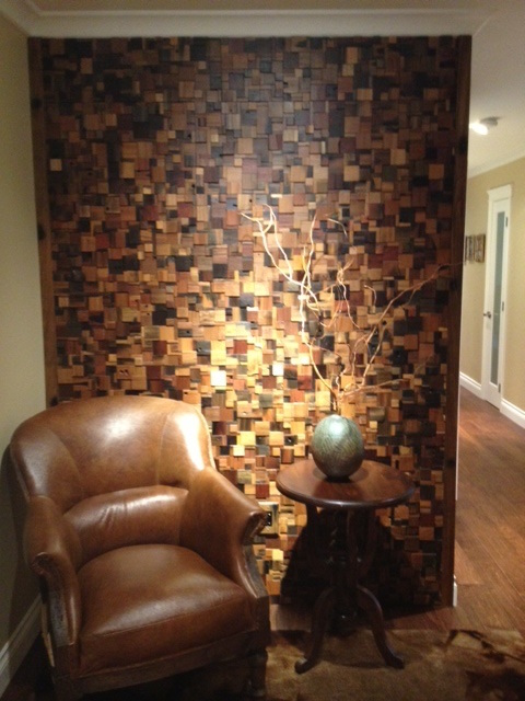 Reclaimed Boat Wood Wall Tiles  Eco Floor Store