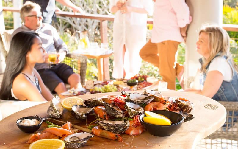 Eco Food Board Platter