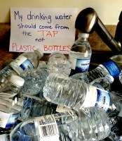 Tap water better than bottled water