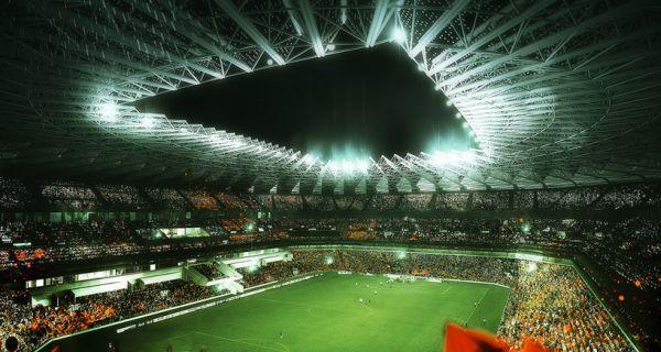 Grande Stade de Casablanca stadium to feature an interior oasis for visitors  Ecofriend