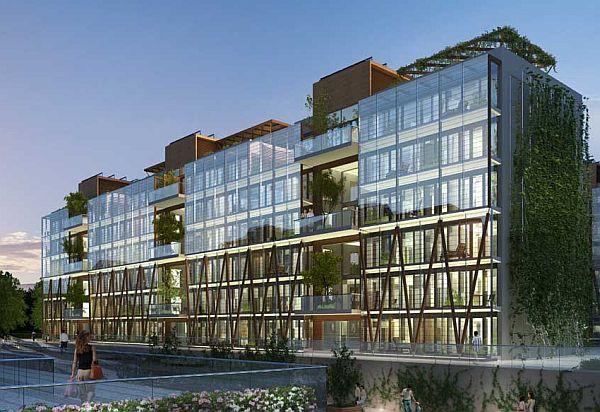 Eco Friendly Apartments