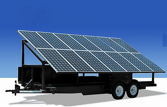 And Power Mobile Trailer Wind Solar