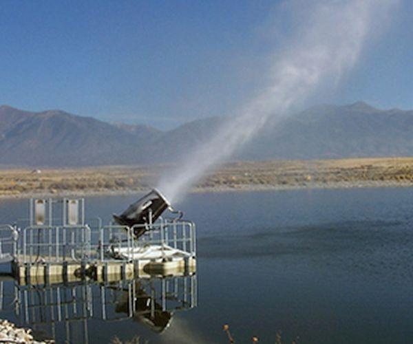 Farm Pond Water Level Control