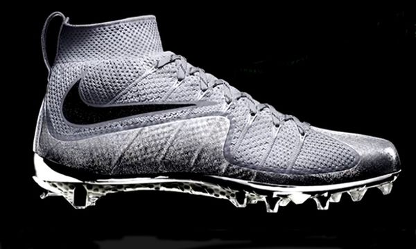 Nike unveils first football cleat 8