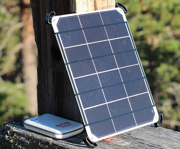 Voltaic Solar Charger Kit