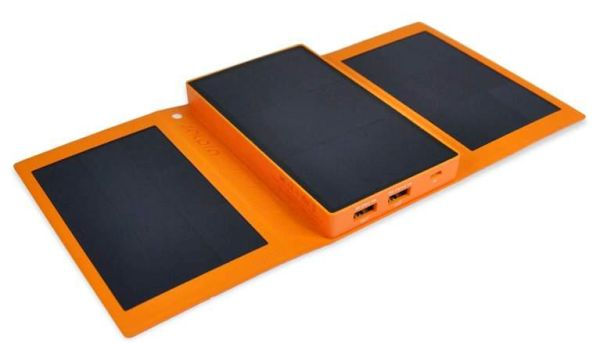 Helios Smart Portable Solar Charger