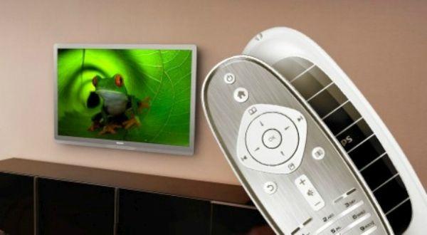 Philips Econova LED TV with Solar Remote