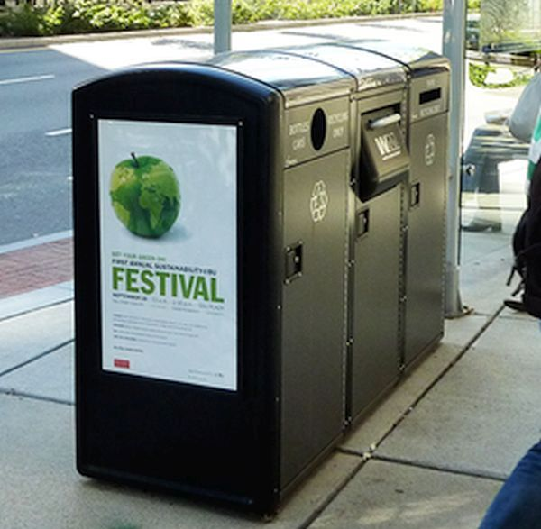 BigBelly dustbins promote recycling  (1)