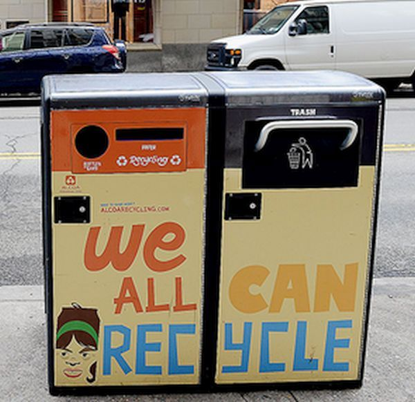 BigBelly dustbins promote recycling  (2)