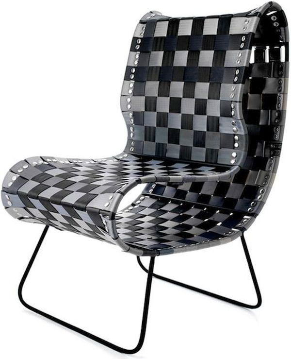 Seatbelt Chair