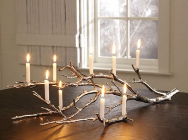 Branch Candle Holder
