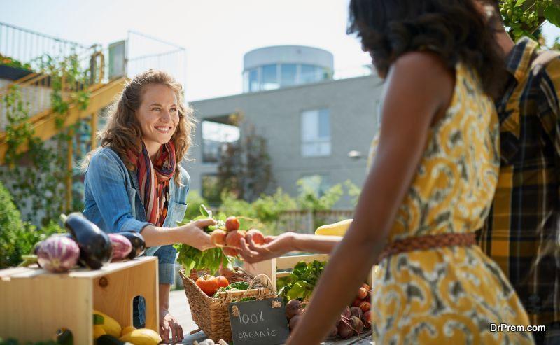 Buy Local Produce