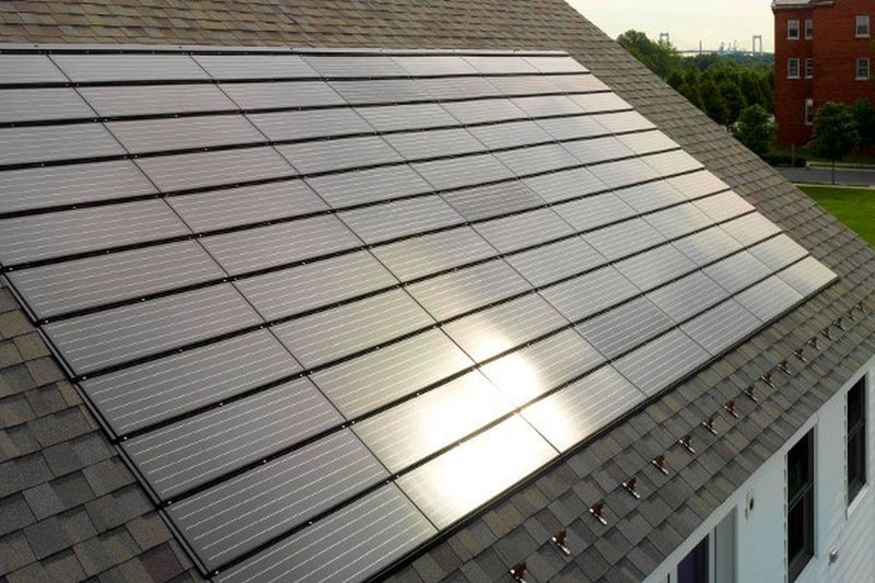 Besides The Actual Roofing Materials We Need To Highlight The Addition Of  The Solar Panels. They Are Not As Expensive As They Used To Be And You Can  Add ...