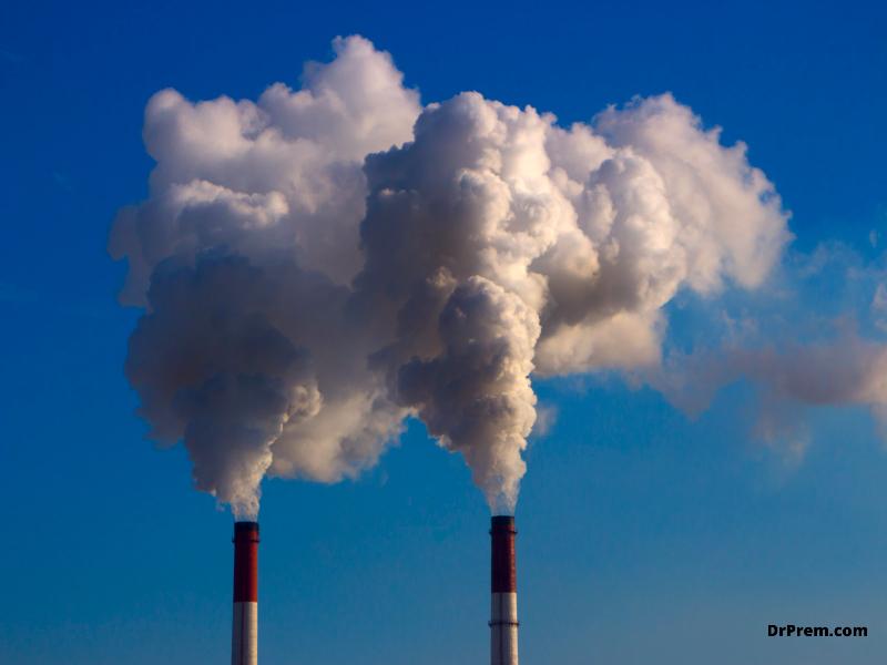 Addressing air pollution