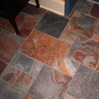 Large format Versailles Pattern Slate